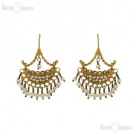 River Pearls Earrings
