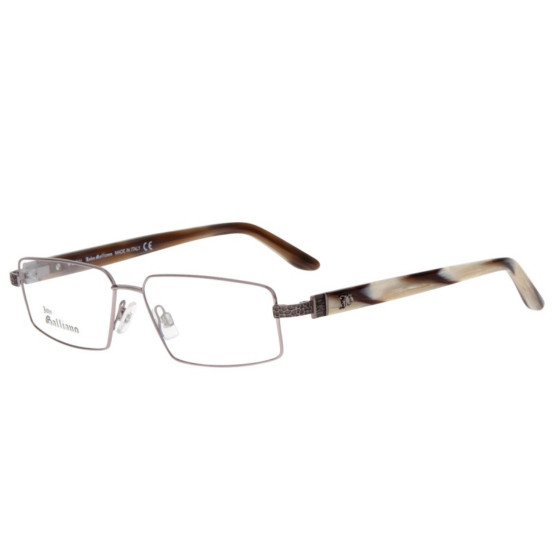 Eyeglasses Frame Width : Mens Optical Frames JOHN GALLIANO. Eyeglasses JOHN GALLIANO.