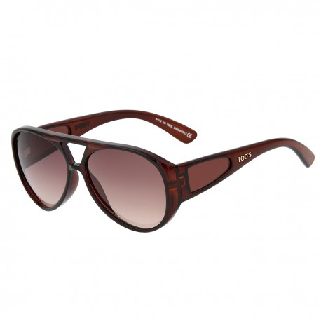 TODS SUNGLASSES TO0071 48F SIZE 56