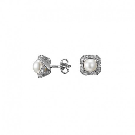 Earrings Silver Esprit ESER91161A000
