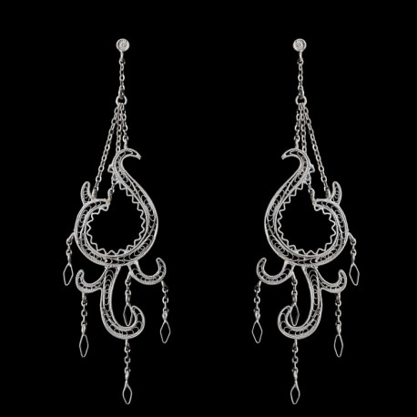 Clizia Ornato EARRINGS L-OV
