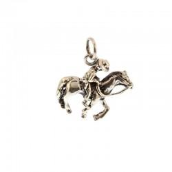 Rider Cowboy Pendant