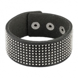 Multi Round Studs Bracelet