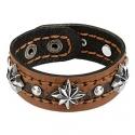 Steel Stars Bracelet