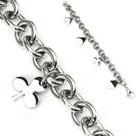 Four Suit Bracelet