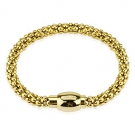 Gold Bubble Bracelet