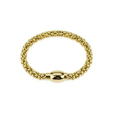 Gold Bubble Bracelet
