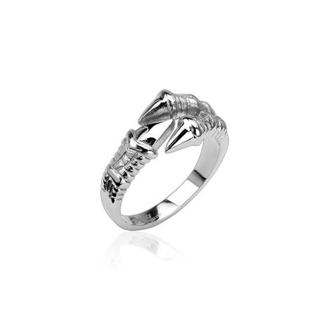 Claw Ring 316L Stainless Steel