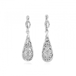 Drop Filigree Earrings