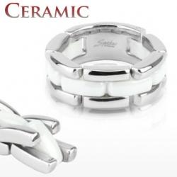 Flexible ring Steel and Ceramics
