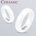 White Ceramic Ring