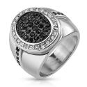 Micro Paved Ring