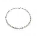 SWAROVSKI Crystals Open Necklace