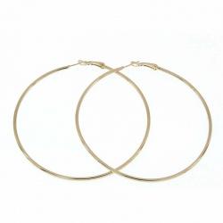 Large XXL Hoops Earrings