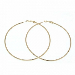 Large XXL Hoops Earrings