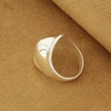 Ring Silver Plated