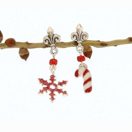 Earrings CHRISTMAS