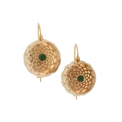 Earrings PEONY