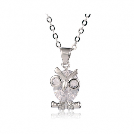 Necklace OWL