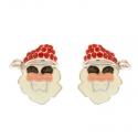 Orecchini Babbo Natale