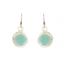 Angelite Stone Earrings
