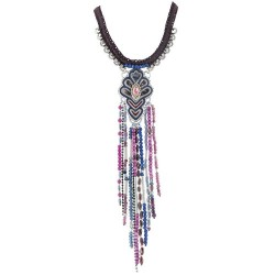 Necklace Franck Herval PURPLE RAIN 15-60571