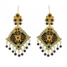 Antique Coins Earrings