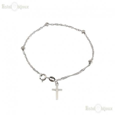 Bracelet Rosary AG925