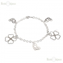 Four Leaf Clover Bracelet