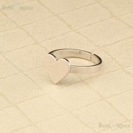 Heart Phalanx Ring