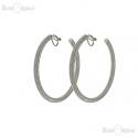 Hoop Clip Earrings