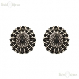 Lady Clip Earrings