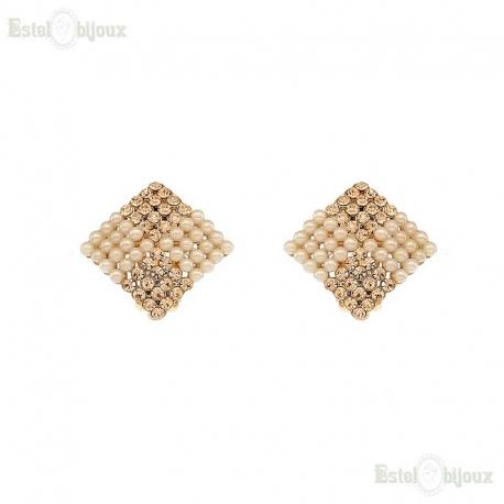 Perle e Cristalli a Clip