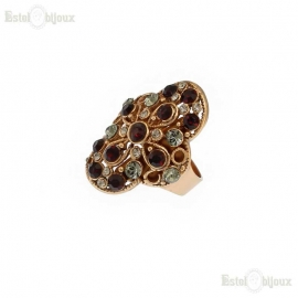 Filigree Vintage Style Ring