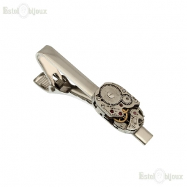 Tie Clip - Watch Movement