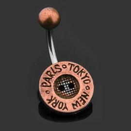 Bottone Piercing Ombelico