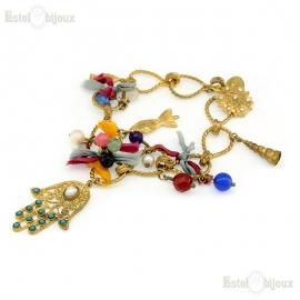 Hand of Fatima Bracelet