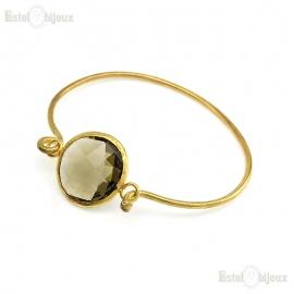Strass Bangle Bracelet