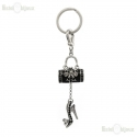 Bag and Shoe Pendant Key Chain
