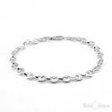Marin Chain Sterling Silver 925 Bracelet