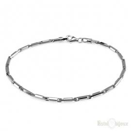 Chain Sterling Silver 925 Bracelet