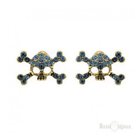 Earrings Skulls