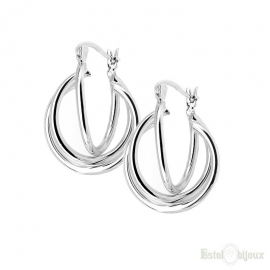 Hoops Creole Earrings