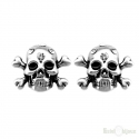 Skull and Bones Earrings