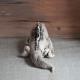Lucertola Grande Figurina in Ceramica