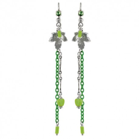 Earrings FRANCK HERVAL AMAZONIE 12-60494