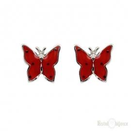 Small Butterflies Stud Earrings