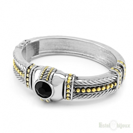 Silver Tone Vintage Bracelet
