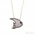 Necklace with Fish