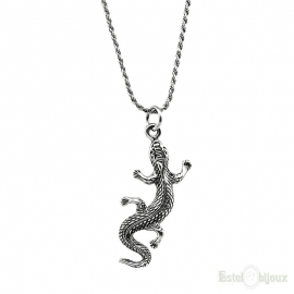 Lizard Pendant